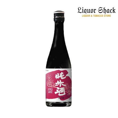 Japanese Sake Junmaishu Matsu No Hana Sake 750ml
