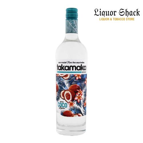 Takamaka Coco Rum 700ml