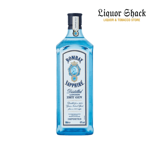 Bombay Sapphire 1 Litre, Bombay Sapphire London Dry Gin