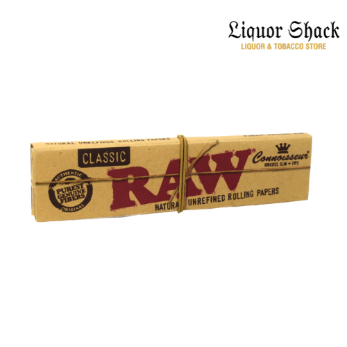 Raw Classic Connoisseur Rolling Paper