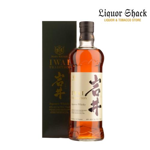 Mars Iwai Tradition Whiskey 750ml