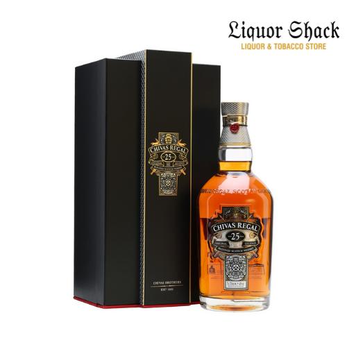 Chivas Regal 25yr Whiskey