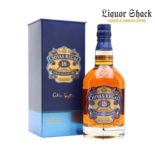 Chivas Regal 18yr Whiskey