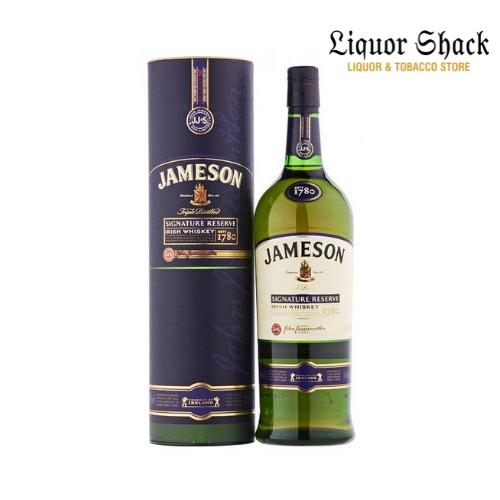 Jameson Signature Reserve Irish Whiskey 1 Litre