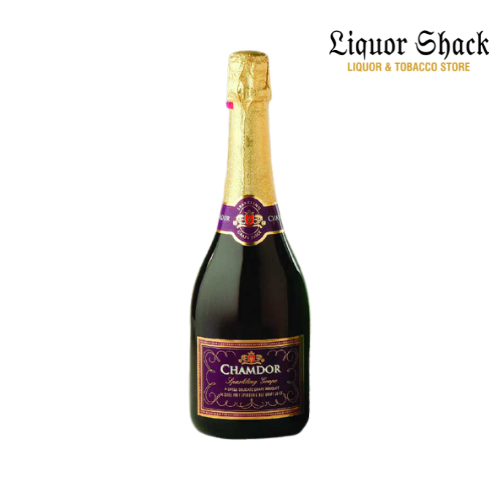 Chamdor Red Non-Alcoholic Sparkling