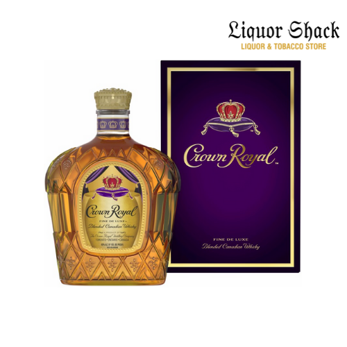 Crown Royal Canadian Blended W