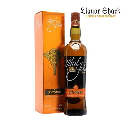Paul John Indian SM Whiskey Nirvana - 700ml