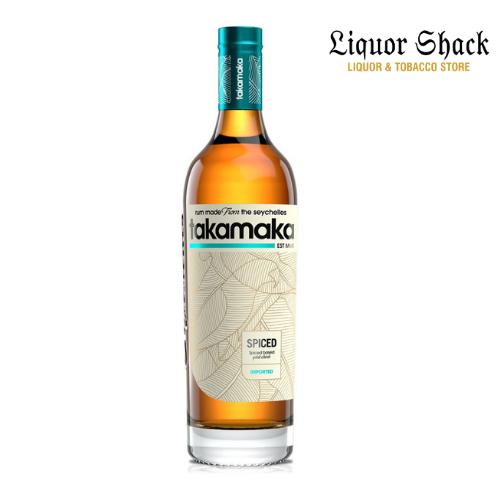 Takamaka Spiced Rum 700ml