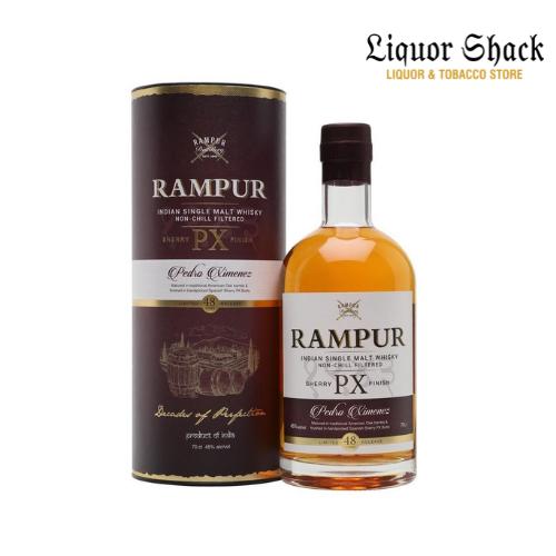 Rampur PX Cask Whiskey 750ml