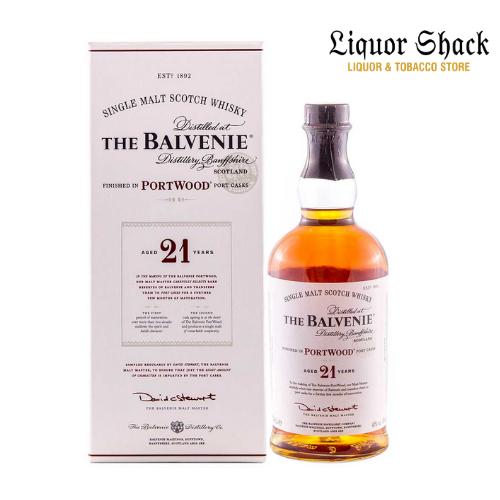 Balvenie 21 Years Portwood 700ml