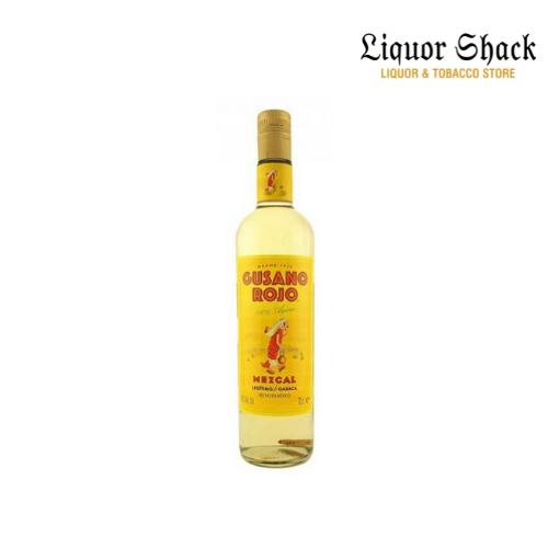 Gusano Rojo Mezcal Artesanal in Kenya, tequila best price in Kenya