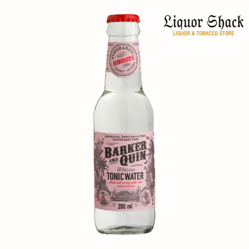 Barker and Quin Hibiscus Tonic 200ml