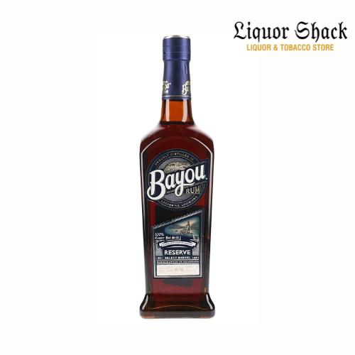 Bayou Select Barrel Reserve Rum 700ml