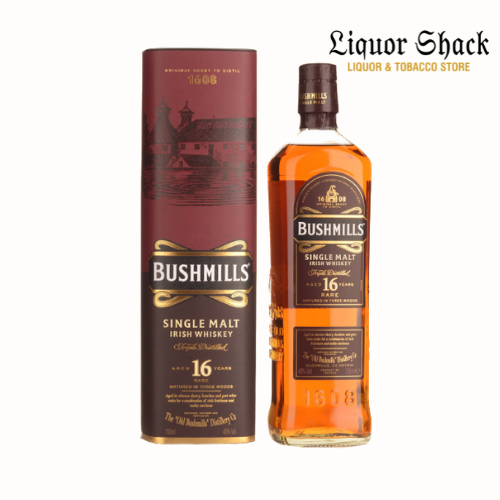 Bushmills 16 Years Single Malt Whisky 700ml