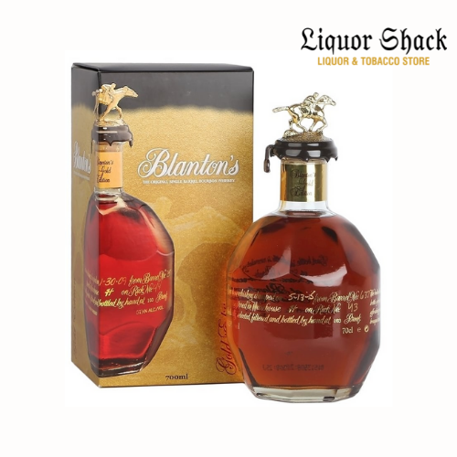 Blanton Gold Reserve Bourbon 750ml