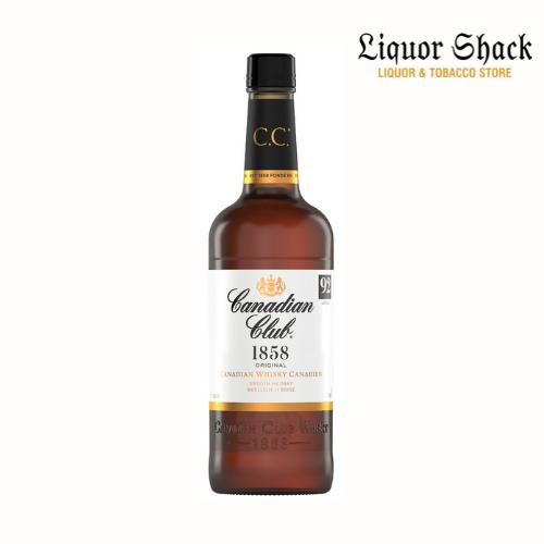 Canadian Club Whiskey 750ml