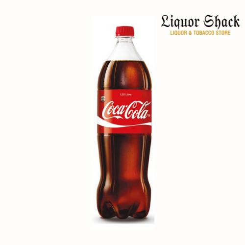 Coke Sodas PET 1.25Litre