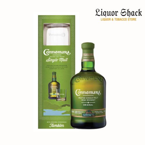 Connemara Irish Peated Whiskey 700ml
