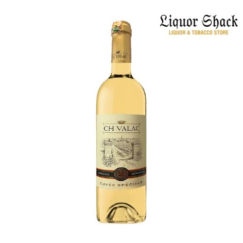 CH Valac Medium Sweet White Wine