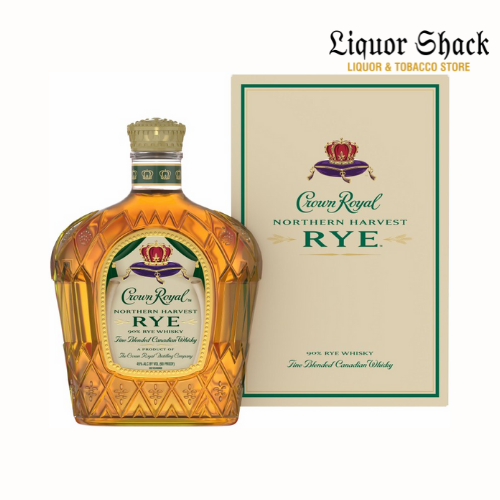 Crown Royal Northern Harvest Rye Whisky 750ml