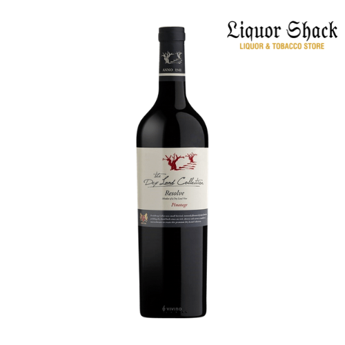 Dry Land Coll. Conquerer Resolve Pinotage 750ml