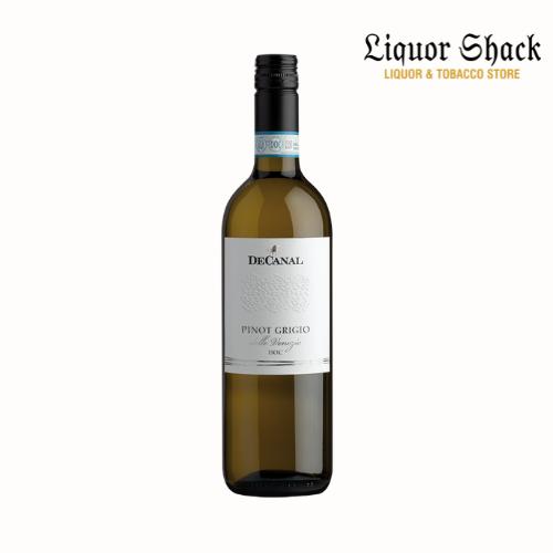 Decanal Pinot Grigio 750ml - Italy