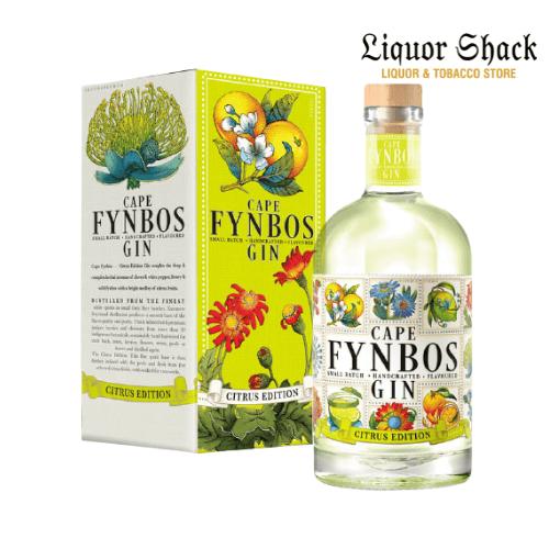 Cape Fynbos Citrus Gin 500ml