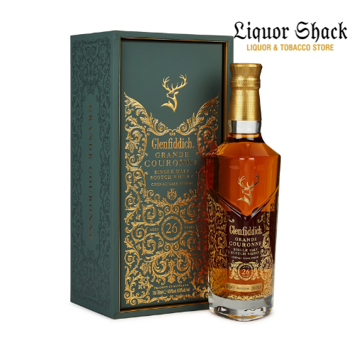 Buy Glenfiddich Excellence 26 Year Old Whisky in Kenya. This is the World's most awarded single malt Scotch whisky. Order and enjoy quick delivery